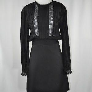 Reiss Bruna Silk Top Dress - 2